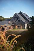 Siebenschlehener Pochwerk, UNESCO World Heritage Montanregion Erzgebirge, Schneeberg, Saxony