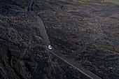 Cape Verde, Fogo Island, aireal, rentalcar, lava, vulcano