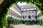 Castle Greinburg in Grein on the Danube, Upper Austria, Austria