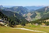 Val Gardena, Dolomites, South Tyrol, Italy