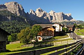 Farm in Colfosco, Alta Badia, Dolomites, South Tyrol, Italy