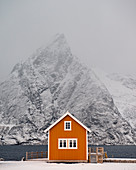 Sariskoya, Lofoten, Nordland, Arctic, Norway, Europe