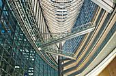 Tokyo International Forum Interior, Tokyo, Japan