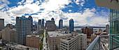Downtown Seattle Skyline,Seattle, Washington, United States