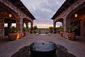 Mexican Ranch House,San Miguel de Allende, Guanajuato, Mexico