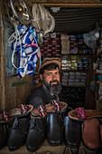 Bazaar in Ishkashim, Afghanistan, Asia