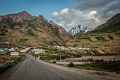 Irkeshtam im Pamir, Kirgistan, Asien