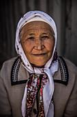 Kirgisin in Osh, Kirgistan, Asien