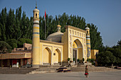 Old Town of Kashgar, China, Asia