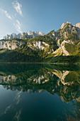 Vorderer Gosausee, Gosaukamm, Salzkammergut, Upper Austria, Austria