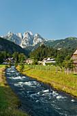 Gosaubach, Gosaukamm, Upper Austria, Austria