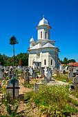 St. Nicholas Church, Ucea, Transylvania, Romania