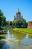 Orthodox Church of Fagaras, Transylvania, Romania