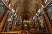 Roman Catholic Cathedral, Sibiu, Transylvania, Romania