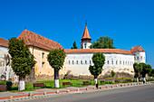 Prejmer Evangelical Church Fortress, Brasov County, Transylvania, Romania