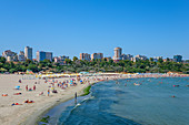 Constanta Beach, Dobruja, Black Sea Coast, Romania