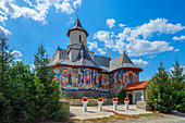 St. Philip Abbey at Adamclisi, Dobruja, Romania