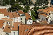 Bonifacio, Département Corse-du-Sud, Korsika, Frankreich