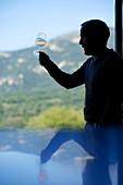 France, Haute Corse, Balagne, Zilia Alzipratu Area, AOC Calvi