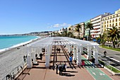 France, Alpes Maritimes, Nice, , Promenade des Anglais