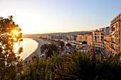 France, Alpes-Maritimes, Nice, the Promenade des Anglais
