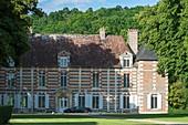 Frankreich, Eure, Fontaine l'Abbe, das Schloss des 17. Jahrhunderts