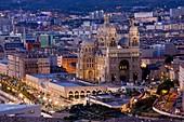 France, Bouches du Rhone, Marseille, the Cathedral area Euromediterranean The Major Class Historic Monument, Boulevard de Dunkerque, the museum du Regard