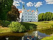Schloss Ahrensburg, Schleswig-Holstein, Deutschland