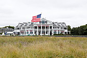 Kennedy House, Hyannis Port, Cape Cod, Massachusetts, USA