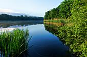 Falkenhagener See in Falkensee, Land Brandenburg, Deutschland