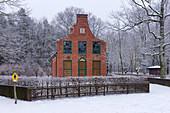 Jagdschloss am Stern, Potsdam, Land Brandenburg, Deutschland