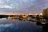 Havel, Heilig Geist Residenz, Potsdam, Land Brandenburg, Deutschland