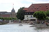 Konzilsgebäude, Konstanz, Bodensee, Baden-Württemberg, Deutschland