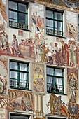 Haus zum Hohen Hafen, Obermarkt, Konstanz, Baden-Württemberg, Deutschland