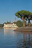 Hotel Steigenberger, Auf der Insel, Konstanz, Lake Constance, Baden-W? Rttemberg, Germany