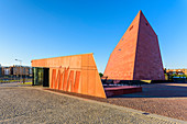 Museum of the Second World War, www.muzeum1939.pl, architecture by studio Kwadrat, Gdansk, Pomorze region, Pomorskie voivodeship, Poland, Europe