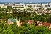 Barockkirche der Erzkathedrale in Danzig Oliwa, Danzig Oliwa, Polen, Europa