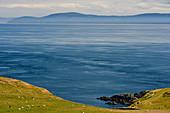 View of Scotland near Ballycastle, County Antrim, Northern Ireland