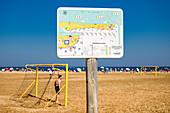 Beach soccer, Gruissan Plage, Occitania, France