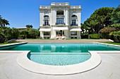 France, Alpes Maritimes, Cannes, the Villa La Californie where Picasso lived, today renamed the Pavillon de Flore by Marina Picasso