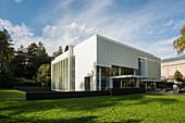 Museum Frieder Burda, architect Richard Meier, Baden-Baden, Black Forest, Baden-Württemberg, Germany