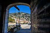 France, Alpes Maritimes, Villefranche sur Mer, the Citadel