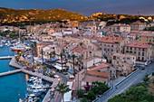 France, Haute Corse, Calvi, Calvi port