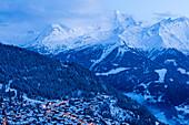 Verbier, Kanton Wallis, Schweizer Alpen, Schweiz, Europa