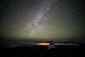 Spain's Gran Telescopio Canarias, Roque de los Muchachos Observatory, La Palma Island, Canary Islands, Spain, Europe