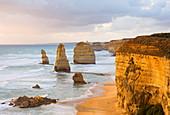 The Twelve Apostles, Port Campbell National Park, Great Ocean Road, Victoria, Australia, Pacific