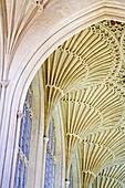 Bath Abbey, UNESCO-Weltkulturerbe, Somerset, England, Großbritannien, Europa