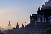 Buddhistische Tempel, Bagan (Pagan), Myanmar (Burma), Asien