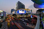 Siam Square, Bangkok, Thailand, Südostasien, Asien