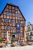 Brauerei 'Brauhaus am Lohberg', Wismar, Mecklenburg-Vorpommern, Deutschland